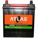 Аккумулятор для авто Atlas Dynamic Power 6CT-35L+(MF40B19R)+тонкая