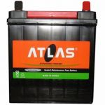 Аккумулятор для авто Atlas Dynamic Power 6CT-35R+(MF40B19L)+тонкая