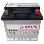 Аккумулятор автомобильный Bosch S3 6СТ-45R+(0092S30020)