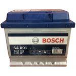 Аккумулятор автомобильный Bosch S4 6СТ-44R+(0092S40010)