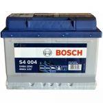 Аккумулятор автомобильный Bosch S4 6СТ-60R+(0092S40040)