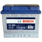 Аккумулятор автомобильный Bosch S4 6СТ-60R+(0092S40050)