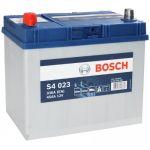 Аккумулятор автомобильный Bosch S4 asia 6СТ-45L+(0092S40230)