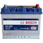 Аккумулятор автомобильный Bosch S4 asia 6СТ-70R+(0092S40260)