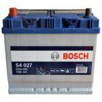 Аккумулятор автомобильный Bosch S4 asia 6СТ-70L+(0092S40270)