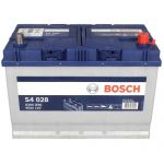 Аккумулятор автомобильный Bosch S4 asia 6СТ-95R+(0092S40280)