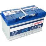 Аккумулятор автомобильный Bosch EFB 6СТ-75R+(0092S4E100)