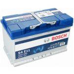 Аккумулятор автомобильный Bosch EFB 6СТ-80R+(0092S4E110)