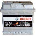 Аккумулятор автомобильный Bosch S5 6СТ-54R+(0092S50020)