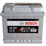 Аккумулятор автомобильный Bosch S5 6СТ-63L+(0092S50060)