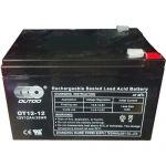 Промышленный аккумулятор Outdo 6СТ-12R+