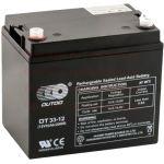 Промышленный аккумулятор Outdo 6СТ-33L+