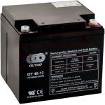 Промышленный аккумулятор Outdo 6СТ-40R+