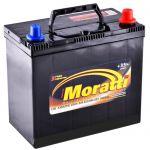 Аккумулятор для автомобиля Moratti JIS 6СТ-45R+