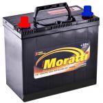 Аккумулятор для автомобиля Moratti JIS 6СТ-45L+