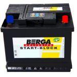 Аккумулятор Berga Start Block 45R+