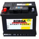 Аккумулятор Berga Start Block 45L+
