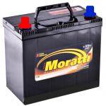 Аккумулятор для автомобиля Moratti JIS 6СТ-50L+