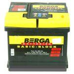 Аккумулятор Berga Basic Block 52R+