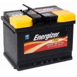 Аккумулятор для авто Energizer Plus 60L+ EP60L2X
