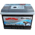 Аккумулятор Sznajder Silver Premium 62L (562 36)