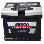 Аккумулятор Berga Power Block 63R+