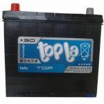 Аккумулятор для автомобиля Topla Top asia 6СТ-65L+