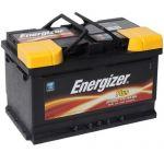 Аккумулятор для авто Energizer Plus 70R+ EP70LB3