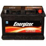 Аккумулятор для авто Energizer 70R+ EL3 640