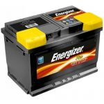 Аккумулятор для авто Energizer Plus 70L+ EP70L3X