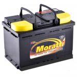 Аккумулятор для автомобиля Moratti kamina 6СТ-75R+