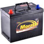 Аккумулятор для автомобиля Moratti JIS 6СТ-75L+