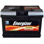 Аккумулятор для авто Energizer Premium 77R+ EM77L