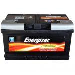 Аккумулятор для авто Energizer Premium 80R+ EM80LB