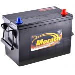 Аккумулятор для автомобиля Moratti JIS 6СТ-100R+