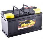 Аккумулятор для автомобиля Moratti kamina 6СТ-100R+