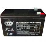 Промышленный аккумулятор Outdo 6СТ-7L+
