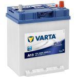 Автомобильный аккумулятор Varta Blue Dynamic 40 (A13)540 125 033
