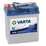 Автомобильный аккумулятор Varta Blue Dynamic 40 (A15)540 127 033