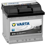 Автомобильный аккумулятор Varta Black Dynamic 45 (B19)545412040