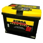 Аккумулятор Berga Basic Block 60L+