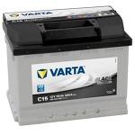 Автомобильный аккумулятор Varta Black Dynamic 56 (C15)556401048