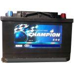 Аккумулятор для автомобиля Champion Black 6СТ-100R+
