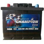 Аккумулятор для автомобиля Champion Black 6СТ-50L+