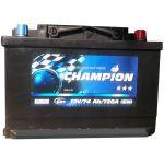 Аккумулятор для автомобиля Champion Black 6СТ-74R+