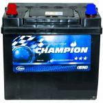 Аккумулятор для автомобиля Champion Black asia 6СТ-60L+