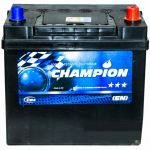 Аккумулятор для автомобиля Champion Black asia 6СТ-40R+