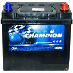 Аккумулятор для автомобиля Champion Black asia 6СТ-60R+