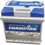 Аккумулятор для автомобиля Champion Standart 6СТ-50R+
