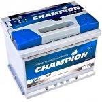 Аккумулятор для автомобиля Champion Standart 6СТ-60L+